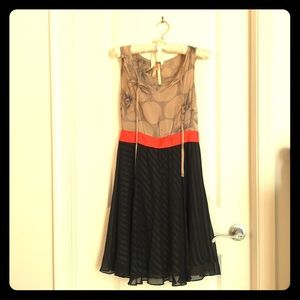 Fall Anthropologie frock